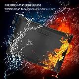 ENGPOW Fireproof Safe File Bags A4 Size Zipper