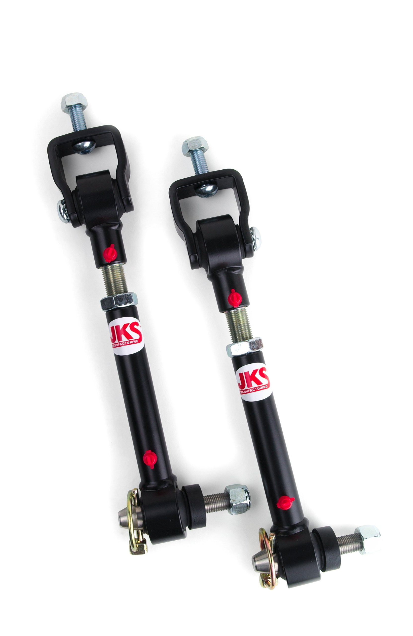 JKS 2000 OE Replacement Front Swaybar Quicker Disconnect System for Jeep TJ by JKS