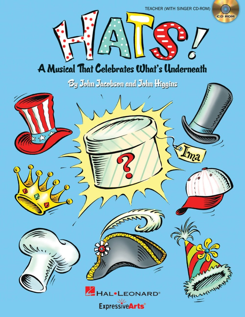 Hal Leonard Hats! (A Musical That Celebrates What's Underneath!) PREV CD Composed by John Jacobson ebook