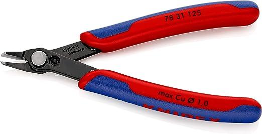 longitud en mm Tenazas Knipex con corte lateral 265 1 unidad,10 99 I220 SB.
