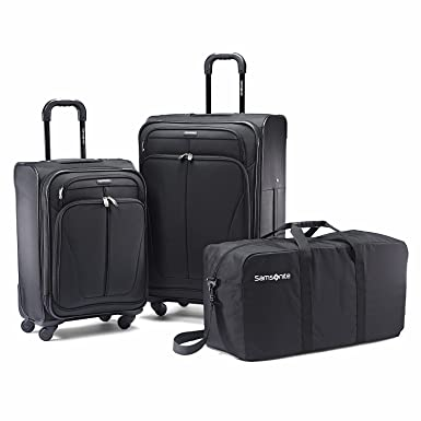 Amazon.com | Samsonite 3 Piece Luggage Set, 21