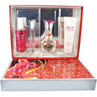 Set Paris Hilton Can Can Eau de Parfum 100 ml + Eau de Parfum 10 ml + Body Lotion 90 ml + Body Mist 118 ml de Paris Hilton
