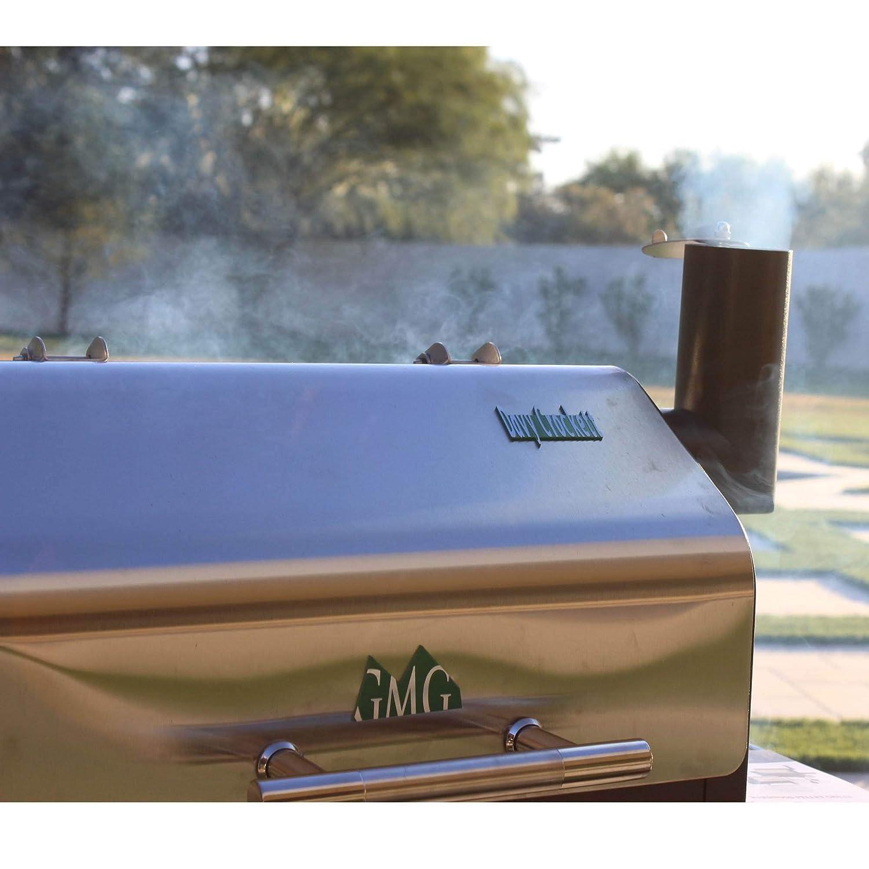 Green Mountain Grills WiFi Davy Crockett
