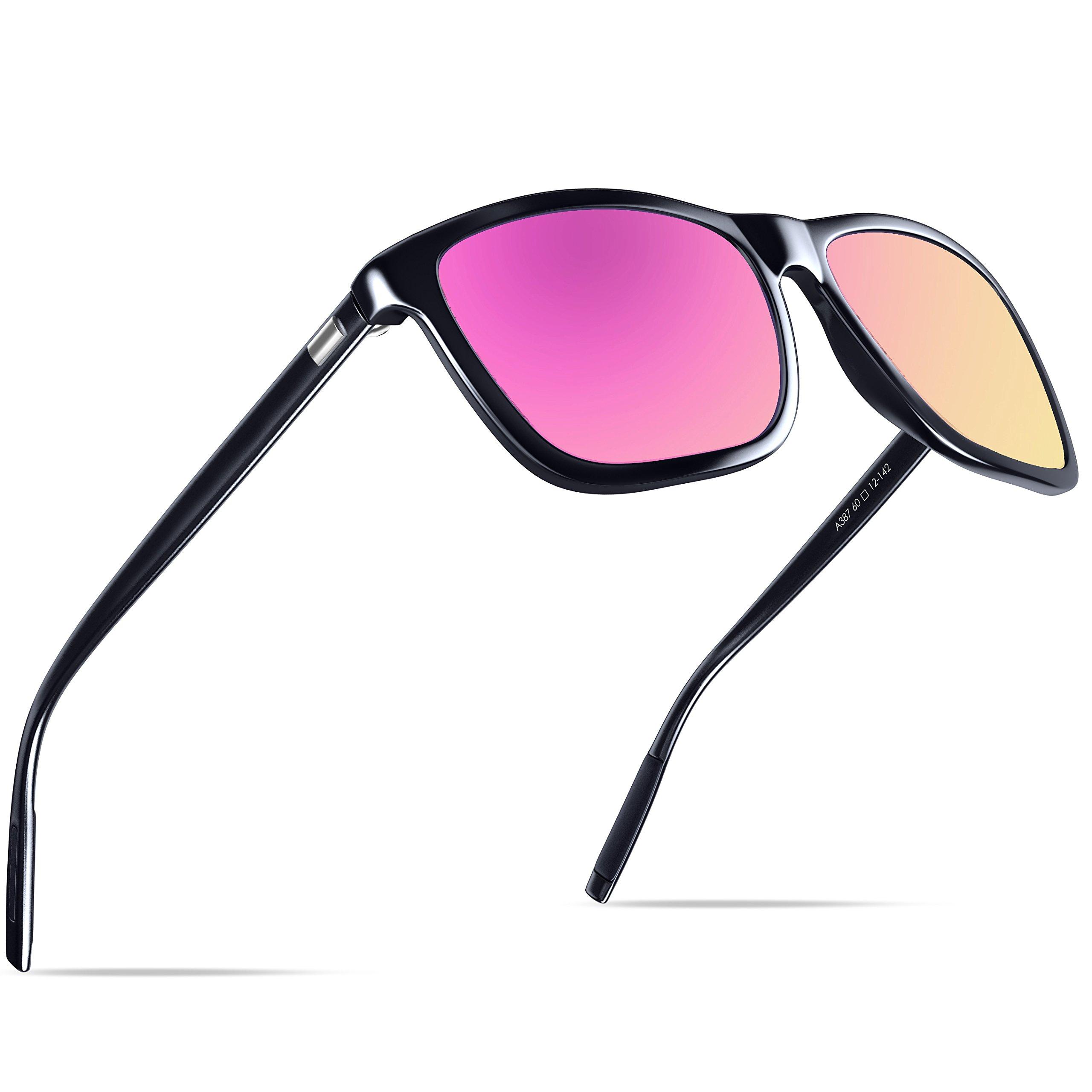 KITHDIA Gafas de Sol Polarizadas Unisex Protección UV400 para hombres y mujeres Conducir Pescar Ir en