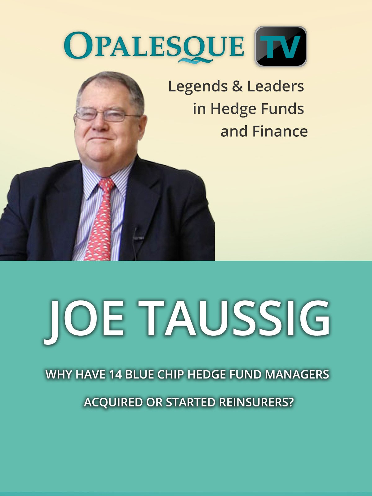 Amazon com: Watch Legends & Leaders in Hedge Funds and