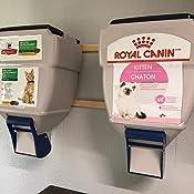 Amazon Com Bergan Wall Mounted Dispenser Pet Supplies