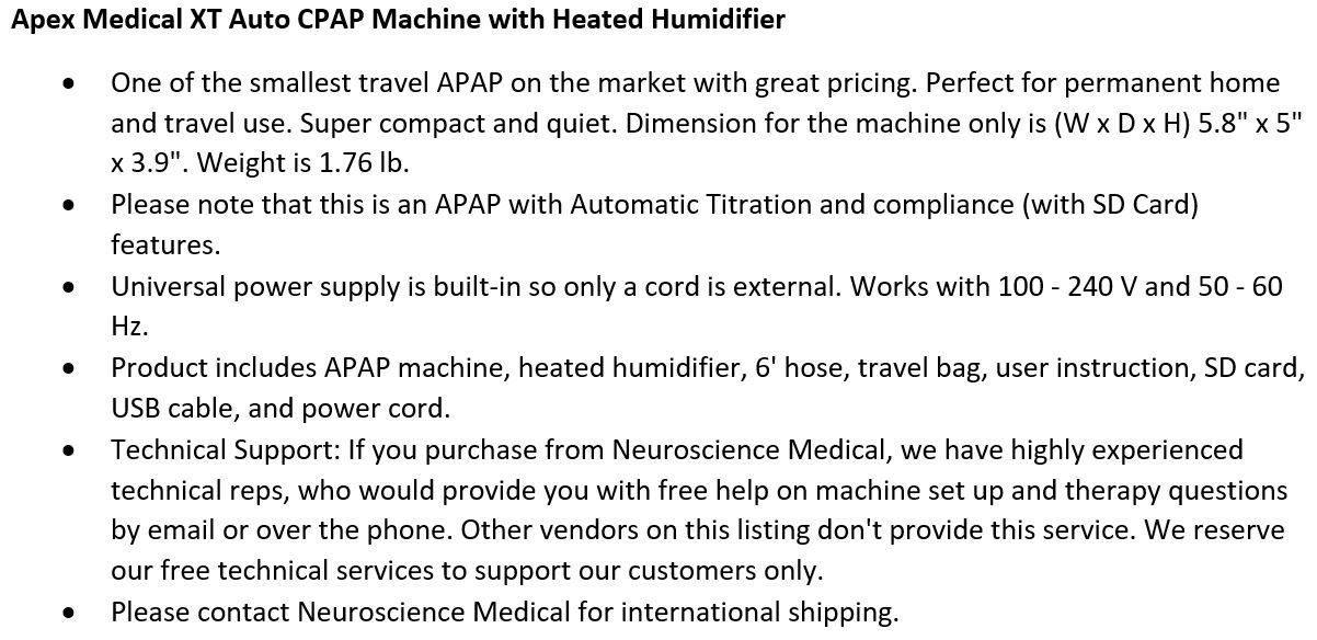 Apex_Medical_XT_AutoCPAP_with_Heated_Humidifier