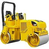 Bruder 02433 CAT Caterpillar - Compactadora de asfalto