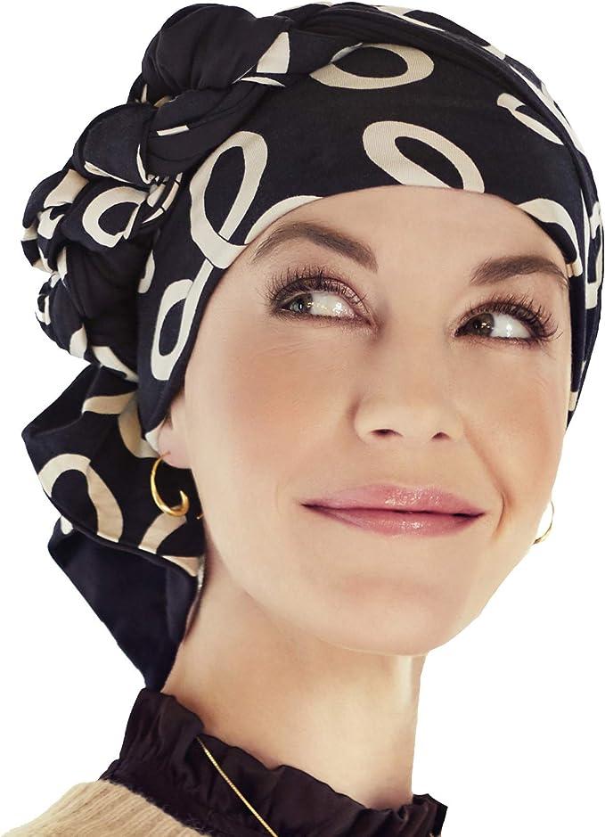 Christine Headwear Shanti Rococo Turban Kopftuch Chemo-Kopfbedeckung
