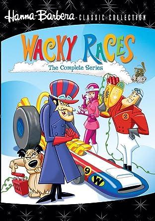 Risultati immagini per Wacky Races