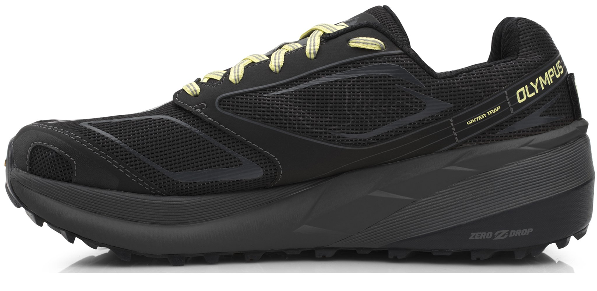 Altra AFW1859F Women's Olympus 3 Trail Running Shoe, Black - 5.5 B(M) US by Altra (Image #2)