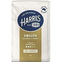 Harris Smooth Ground Coffee, 1 kg
