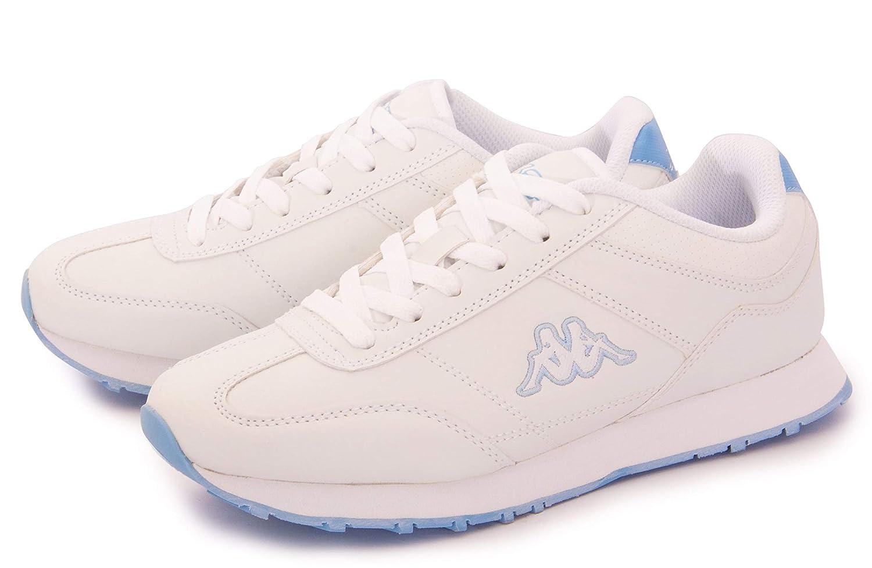 Kappa Damen Sneaker Turnschuhe Schuhe Sportschuhe Fitness Marke Modell ZIONE2.