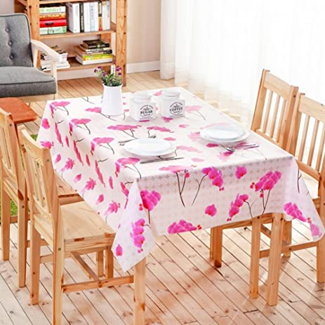 Tablecloth /Waterproof Garden Tablecloth/ Table Cloth/ Table Cloth/Water  And Oil Proof