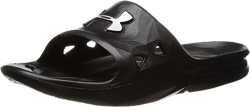 Seguro Melbourne Sentido táctil  Under Armour Locker III Sandalia de Meter para Hombre: Amazon.com.mx: Ropa,  Zapatos y Accesorios