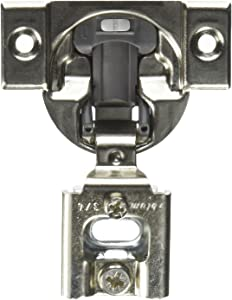 """3/4"""" Blum Compact Soft-Close BLUMotion Overlay Hinge - Pack of 10"""