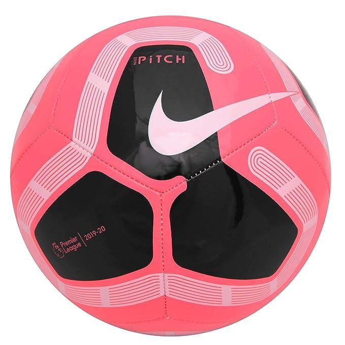 Nike Pitch Premier League Football 2019-2020, rosa / negro, talla ...