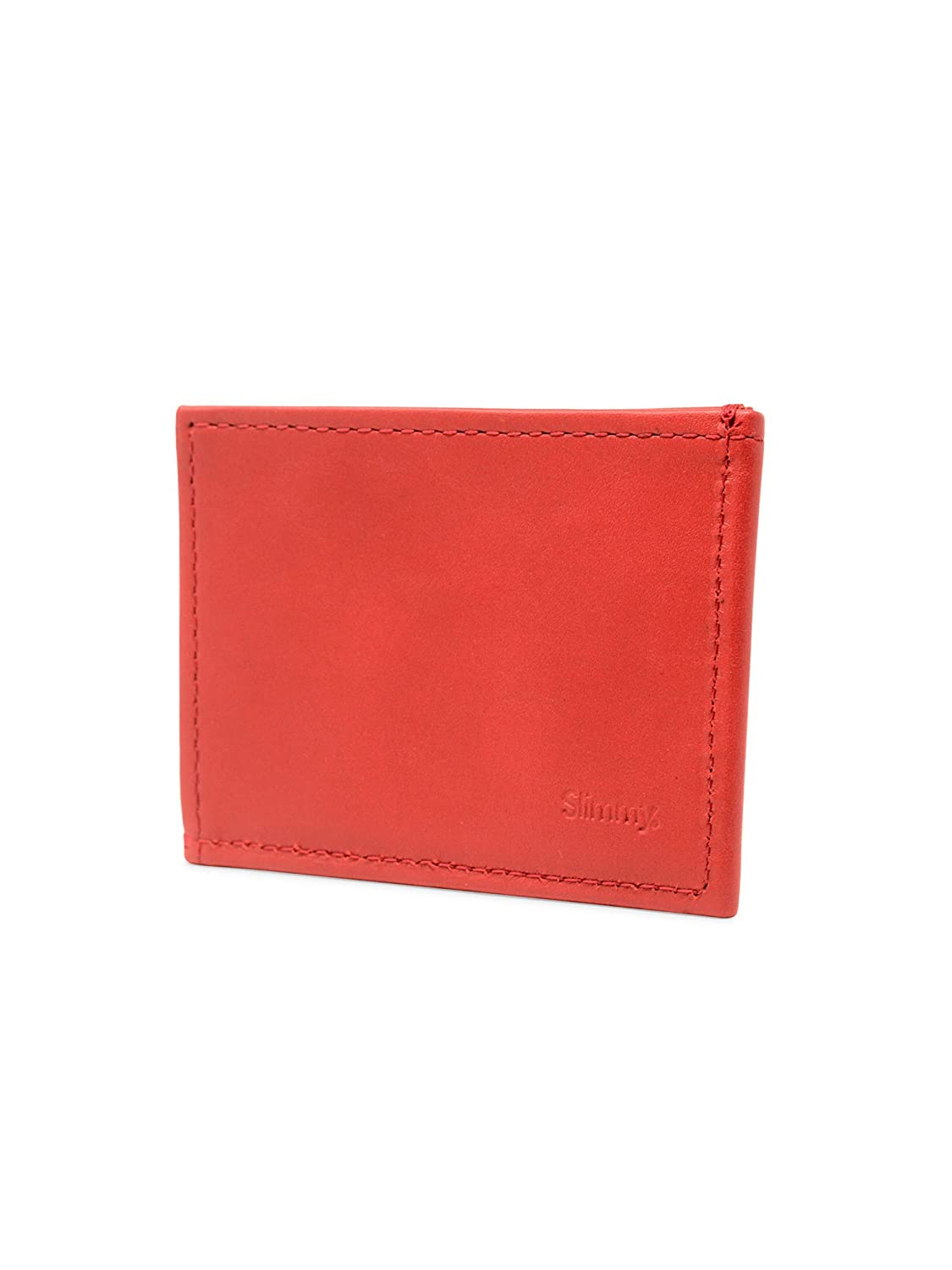 slimmy Orignial X Ultra Thin Leather RFID Wallet