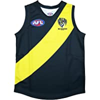 Richmond Tigers AFL Footy Kids Youths Football Jumper Guernsey Jersey