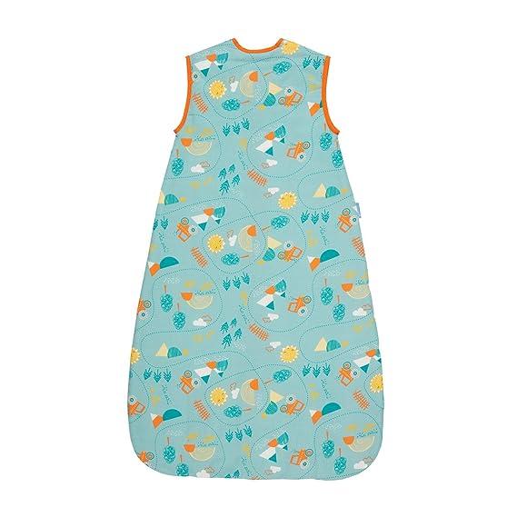 The Gro Company - Saco para dormir de bebé Grobag con motivos de granja, de 0 a 6 meses. Talla:0-6 meses: Amazon.es: Bebé