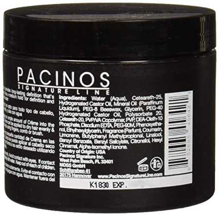 Amazon.com: Crema Pacinos, 4 onzas: Beauty
