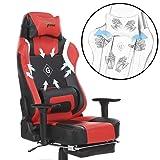 GreenForest Gaming Chair Ergonomic Reclining Lock
