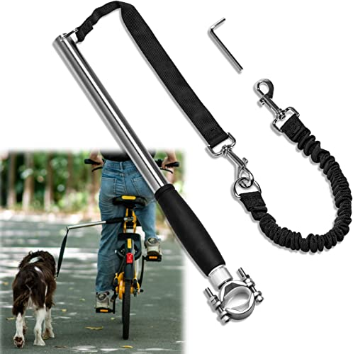 Unicam-Retractable-Bicycle-Dog-Leash,-Hands-Free-Bike-Leash-for-Pet-Dogs