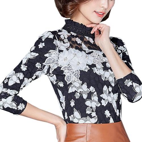 Señora Delgado Impreso Moda Cuello Redondo Simple Vestido