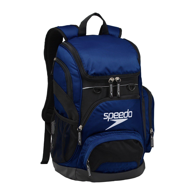Speedo Teamster Backpack, 35 L, Navy