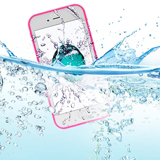 11 opinioni per iphone 7 Plus Case Waterproof, Impact Resistant,Shockproof,360 Full Body and