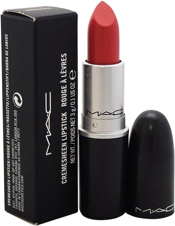 MAC Creemsheen Lipstick, Pack of 1 (1 x