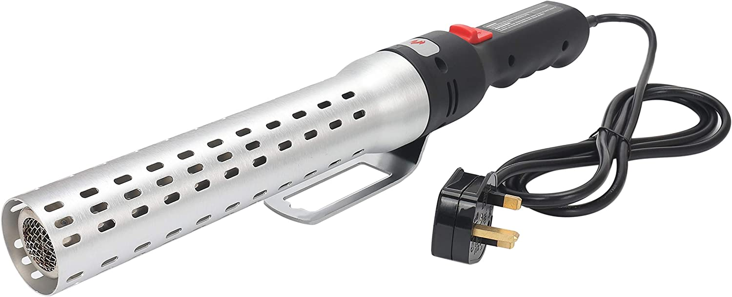 Igniter Charcoal Lighter,BBQ Charcoal Grill Tool Lighting Red Ipalmay Fast Electric Fire Starter
