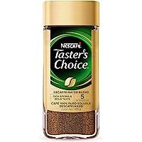 Tasters Choice, CAFÉ SOLUBLE PREMIUM TASTERS CHOICE DESCAFEINADO 100GR, 100 gramos