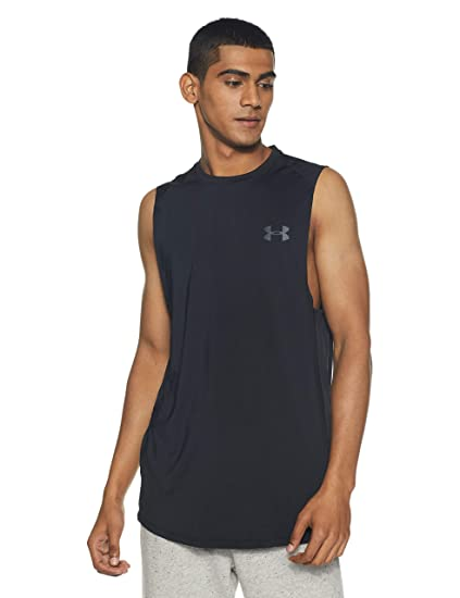 654f3089bf994 Amazon.com  Under Armour Men s MK-1 Sleeveless  Under Armour  Sports ...