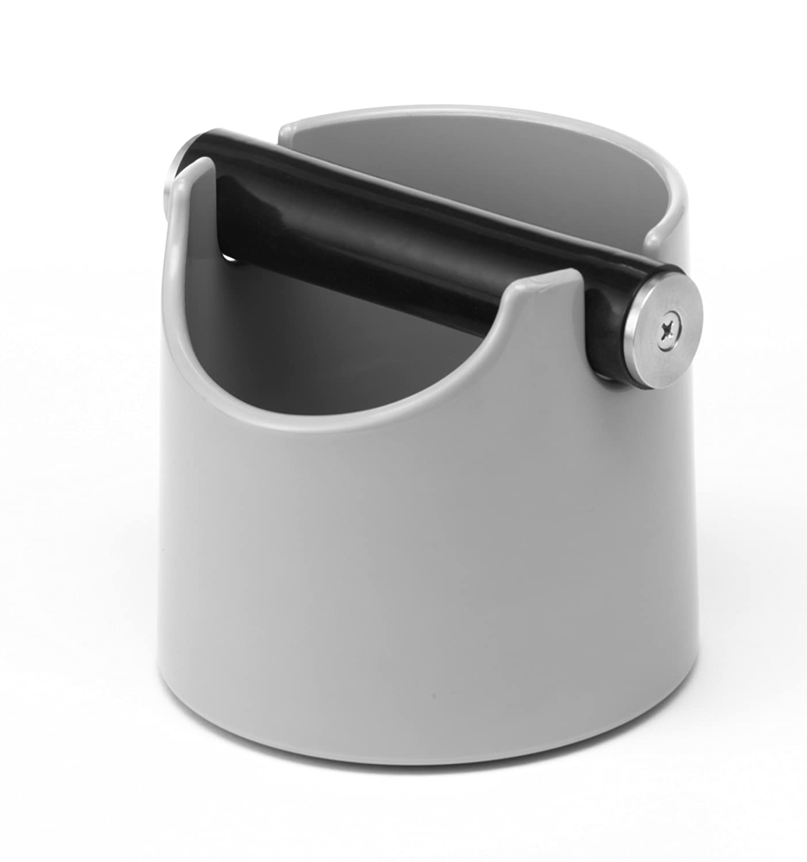Concept-Art Abschlagbehälter / Knockbox Basic grau aus Kunststoff kbg