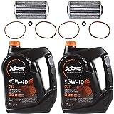 Amazon.com: Mar Doo Spark 900 cambio de aceite kit w/filtro ...