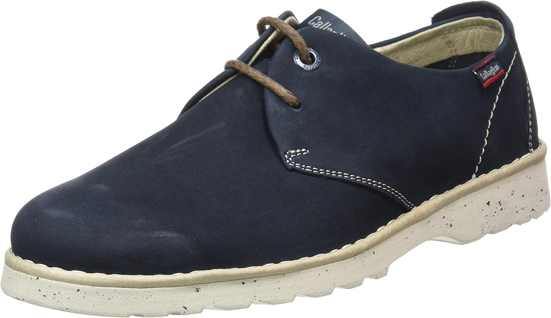 TALLA 42 EU. Callaghan Mar, Zapatos de Cordones Derby para Hombre
