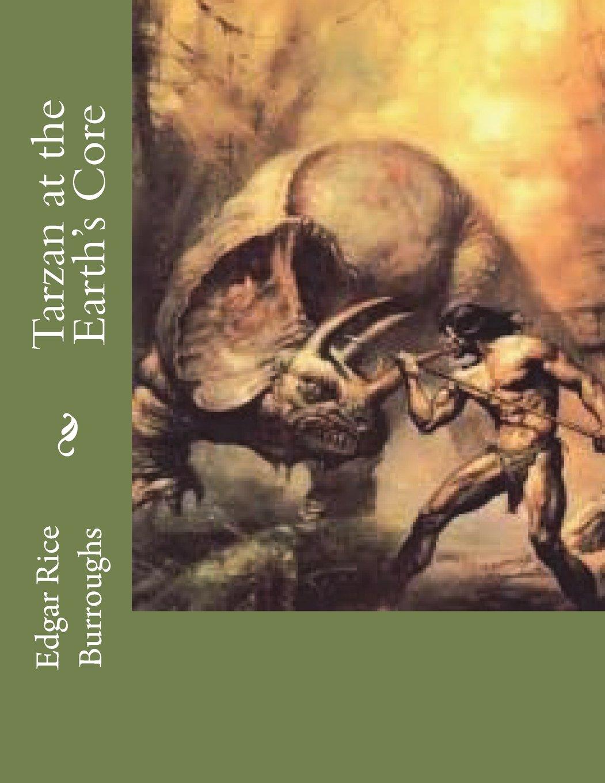 Tarzan at the Earth's Core pdf epub