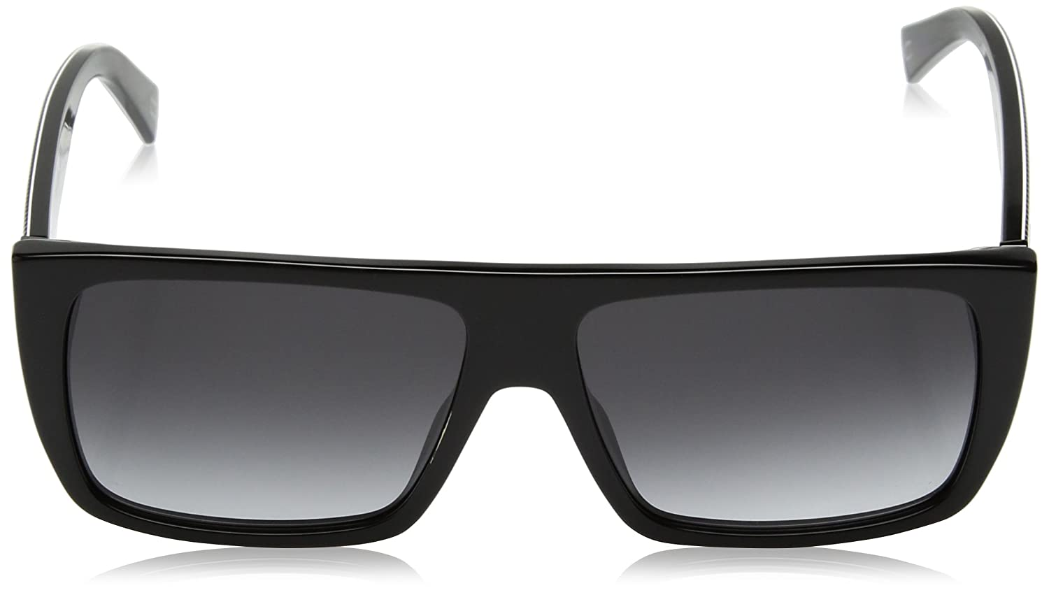 aeb6a3bf915 Marc Jacobs Men MARC ICON 096/S Black/Dark Grey Gradient One Size:  Amazon.in: Clothing & Accessories