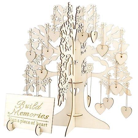 Ballylelly Libro de visitas de la boda Árbol de visitas ...