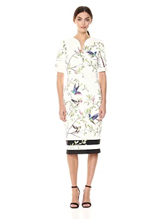 Amazon ted baker evrely womens dress clothing ted baker evrely womens dress white mightylinksfo
