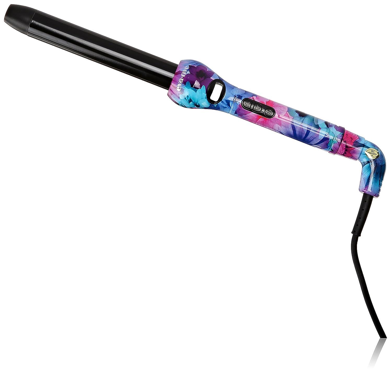 Eva NYC Tourmaline Clip-Free Curler, Floral Frenzy