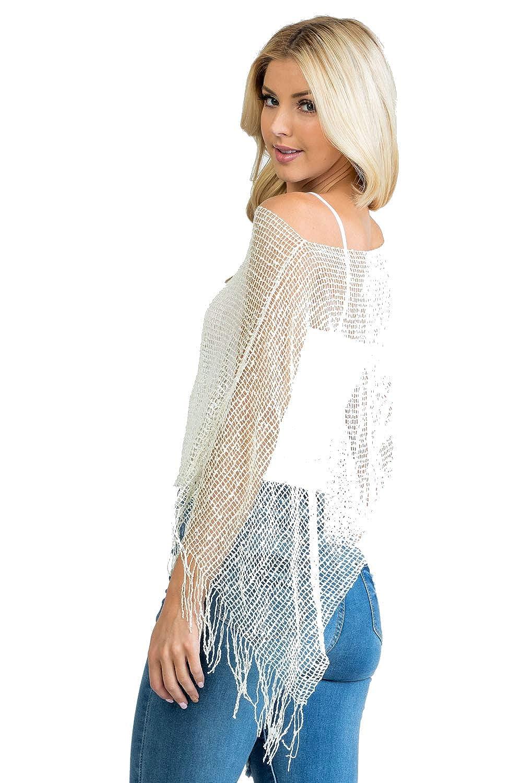 Bolero Shrugs for Women Knitted Viscose Sheer Cardigans for Women Lightweight Cardigans for Women