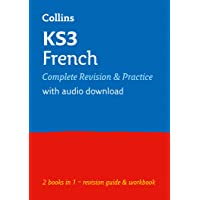 KS3 French All-in-One Complete Revision and Practice: Ideal Catch-Up for Years 7, 8 and 9