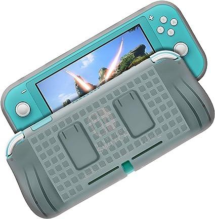 Amazon.com: Funda protectora de TPU para Nintendo Switch ...