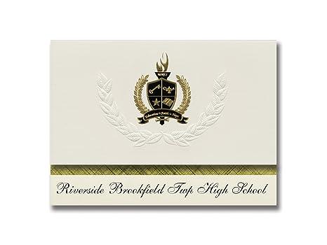Amazon com : Signature Announcements Riverside Brookfield