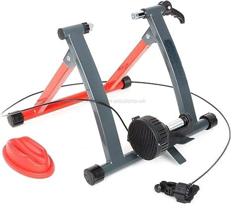 Entrenador genérico Anto a F en un Turbo Trainer, convierte tu bicicleta a Turbo Trainer: Amazon.es: Electrónica