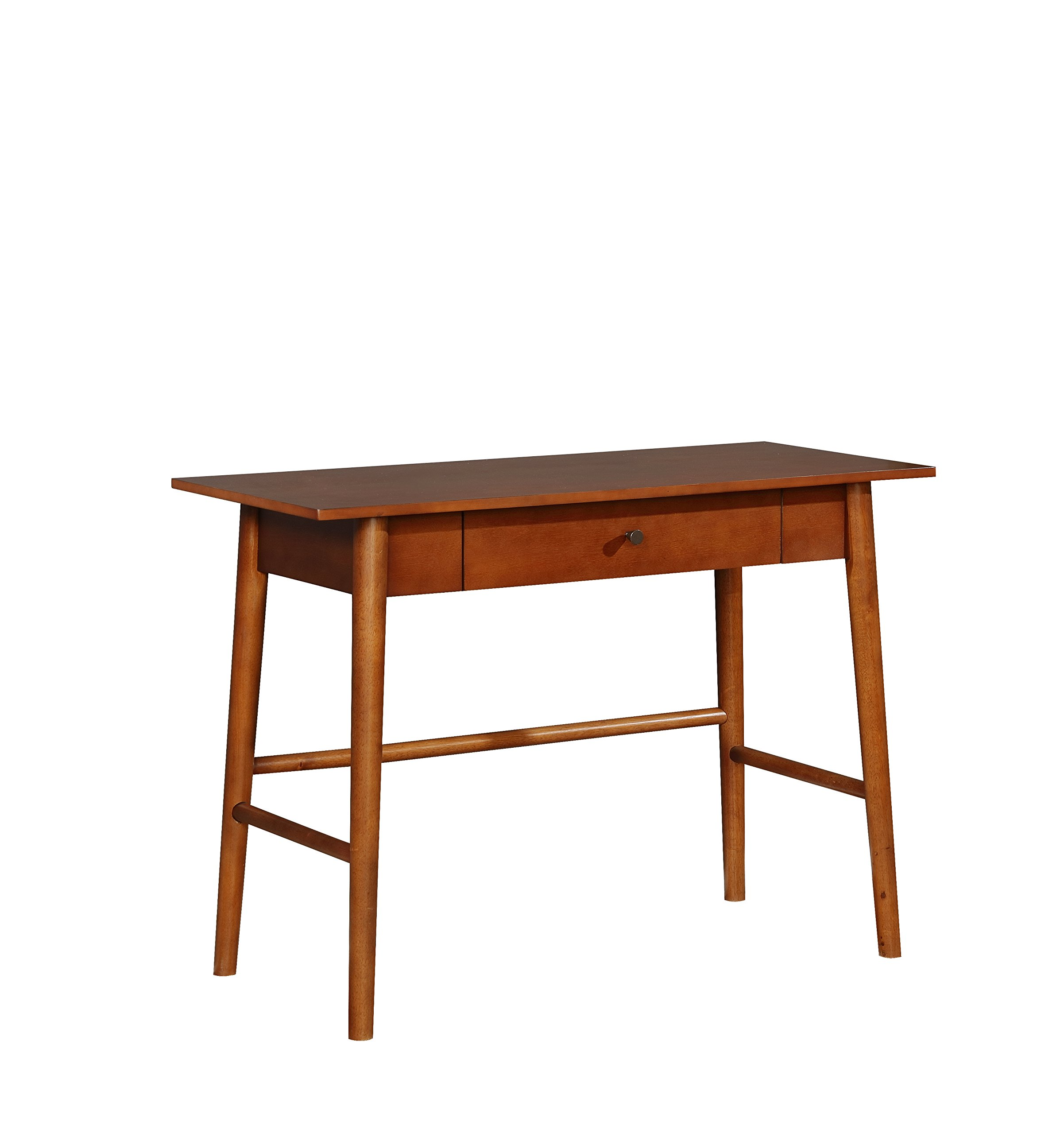Linon CG135BIR01U Desk, Walnut by Linon