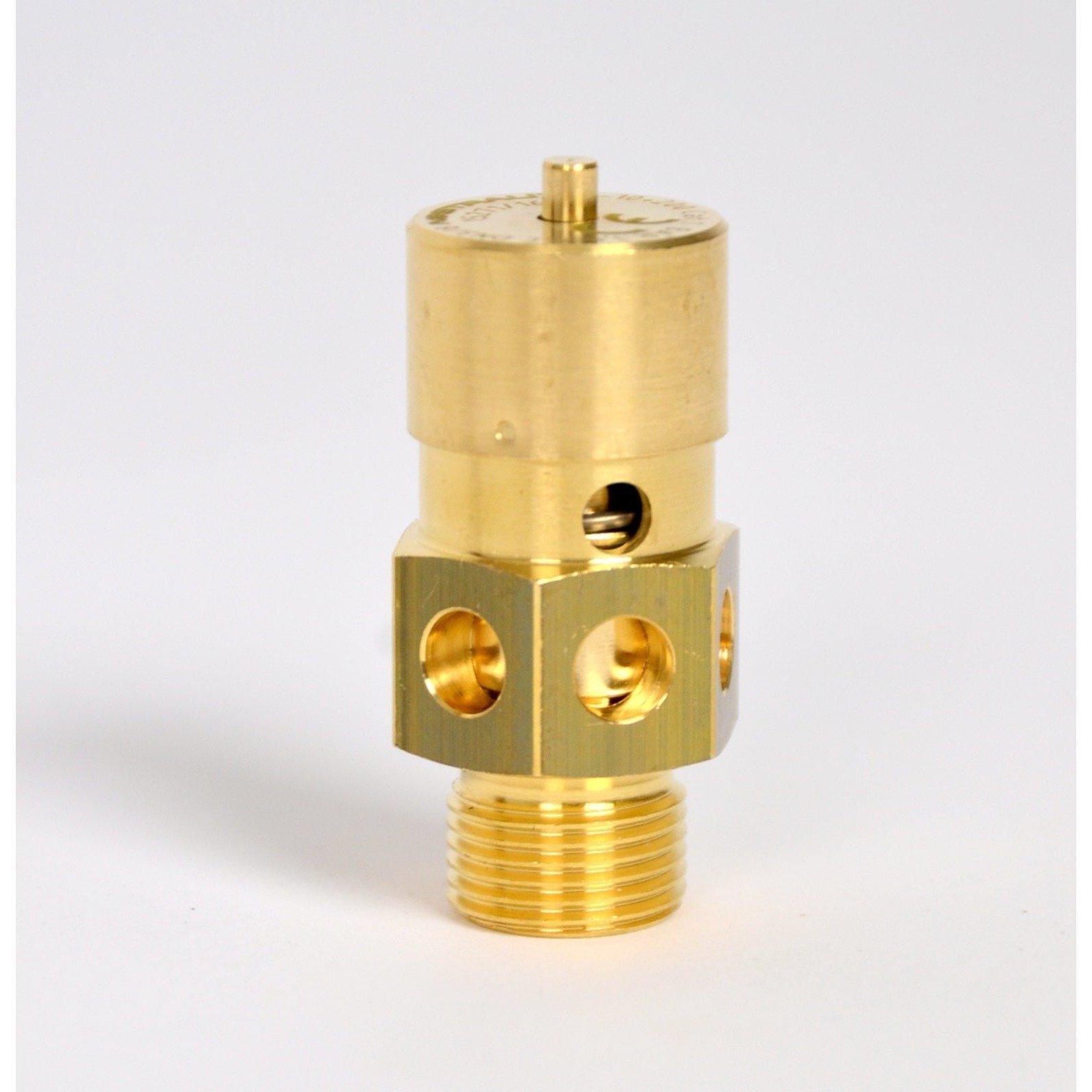 Boiler Valve Ø 3/8'' m 1.8bar CE-PED Over Pressure Valve