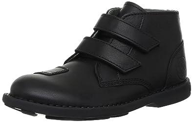 Kostico Amazon EU Kickers montantes garçon Chaussures Noir 25 0adBq6a